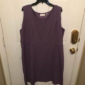 Avenue Lavender Dress